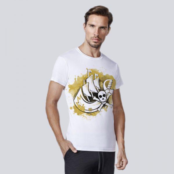 Camiseta Piratas Elda 036