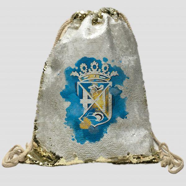 Mochila Lentejuela Cristianos 035