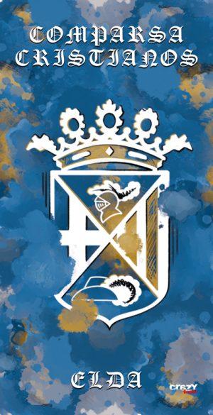 TOALLA CRISTIANOS ELDA 1383