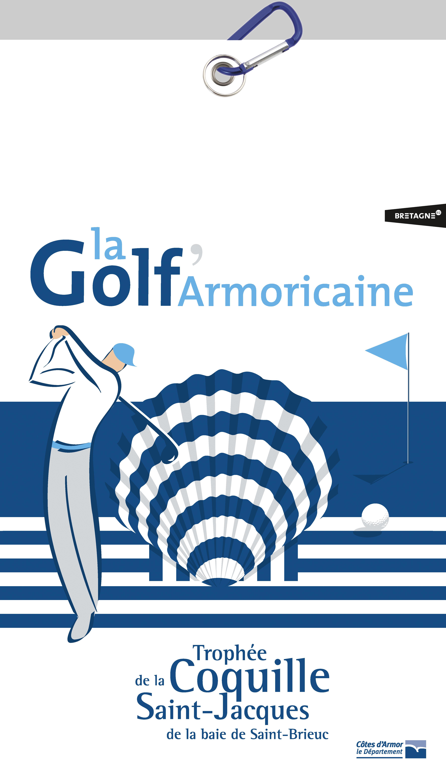 Montaje diseño toalla microfibra personalizada digital torneo golf