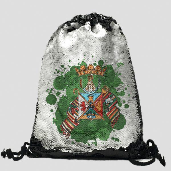 Mochila Lentejuela Labradores 078