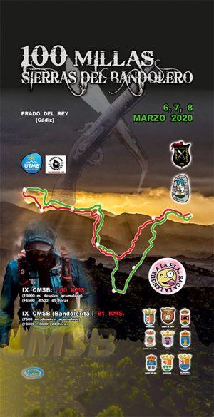 Toalla 100 Millas Sierras Bandolero