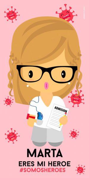 Toalla Administrativo Mujer