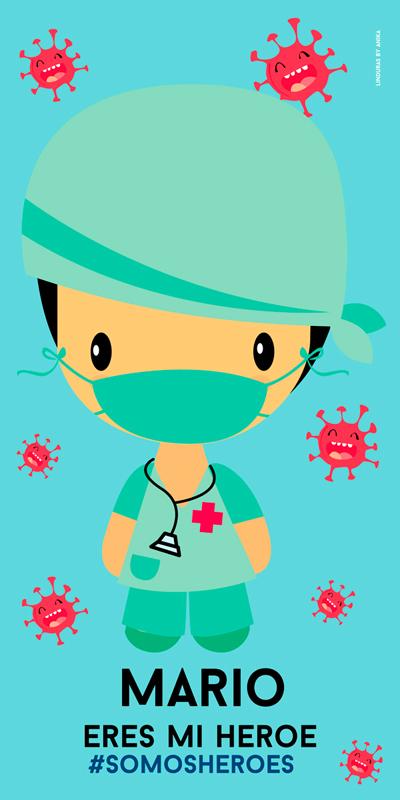 Toalla Cirujano