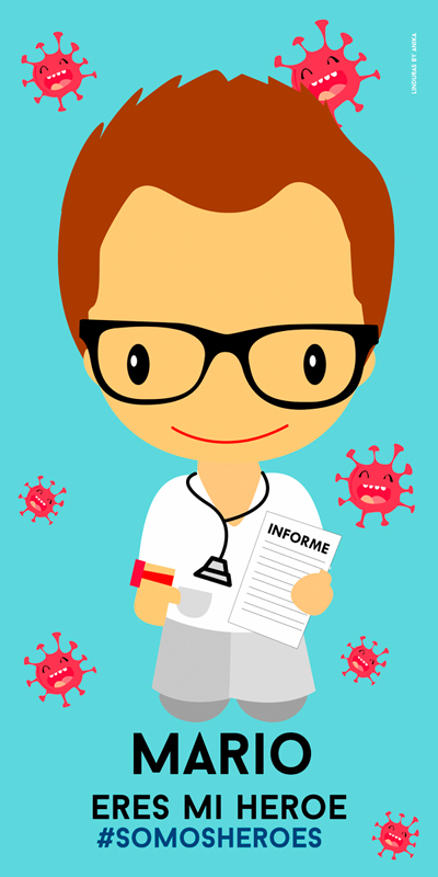 Toalla Doctor