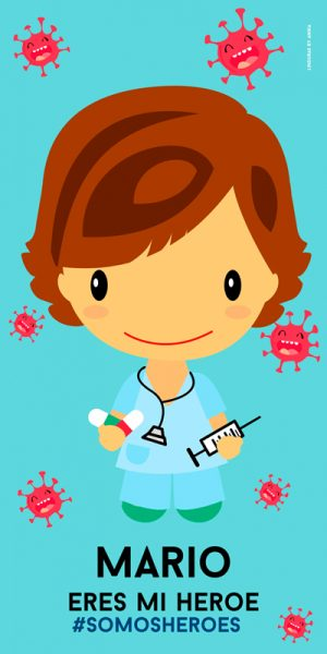 Toalla Enfermero