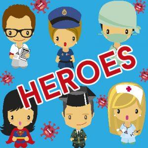 Heroes Coronavirus