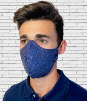 Mascarilla #colormask Jeans