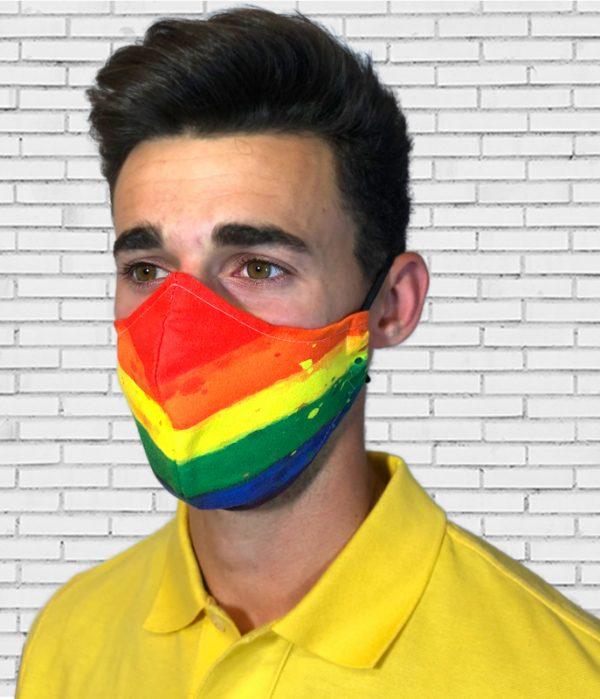 Mascarilla #colormask Free
