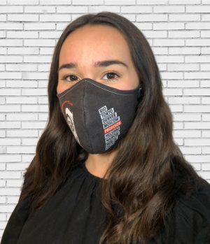 Mascarilla #colormask Resistencia