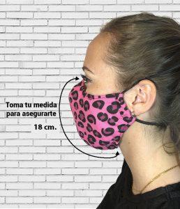 talla mascarilla colormask