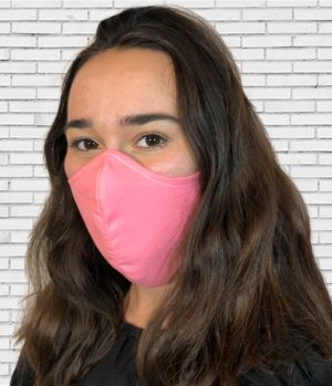 Mascarilla #colormask Pink