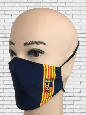 Mascarilla Bandera Aragón