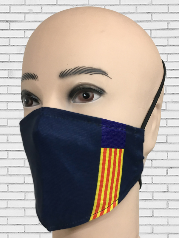 Mascarilla Bandera Baleares