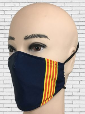 Mascarilla Bandera Cataluña