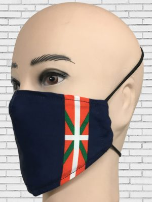 Mascarilla Bandera Euskadi