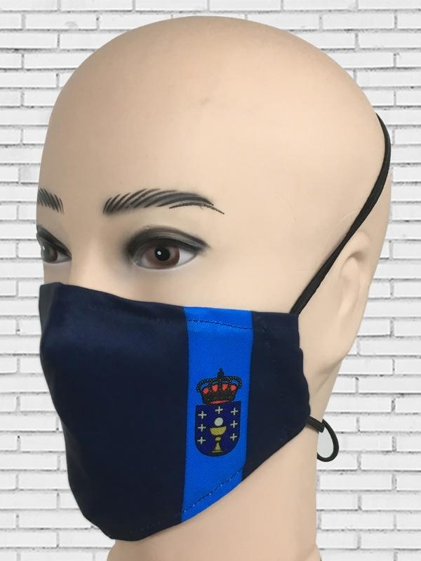 Mascarilla Bandera Galicia