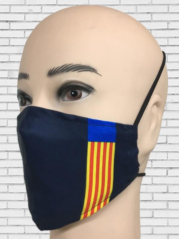 Mascarilla Bandera Comunidad Valenciana