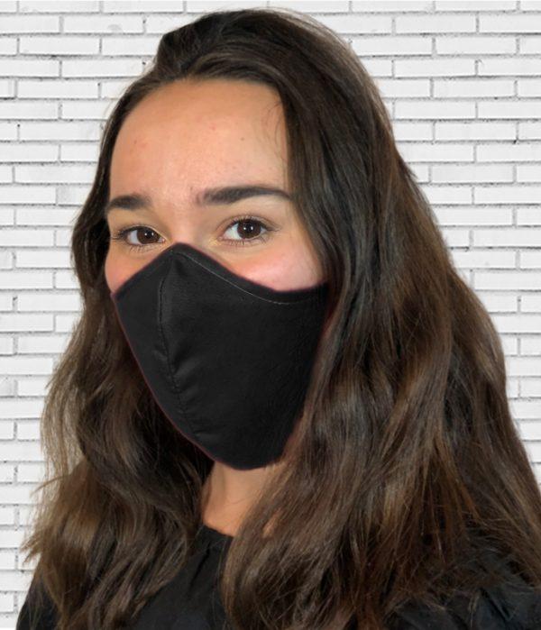 Mascarilla #colormask Negra