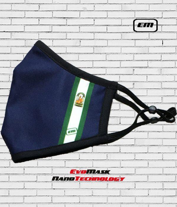 Mascarilla Evomask bandera Andalucia
