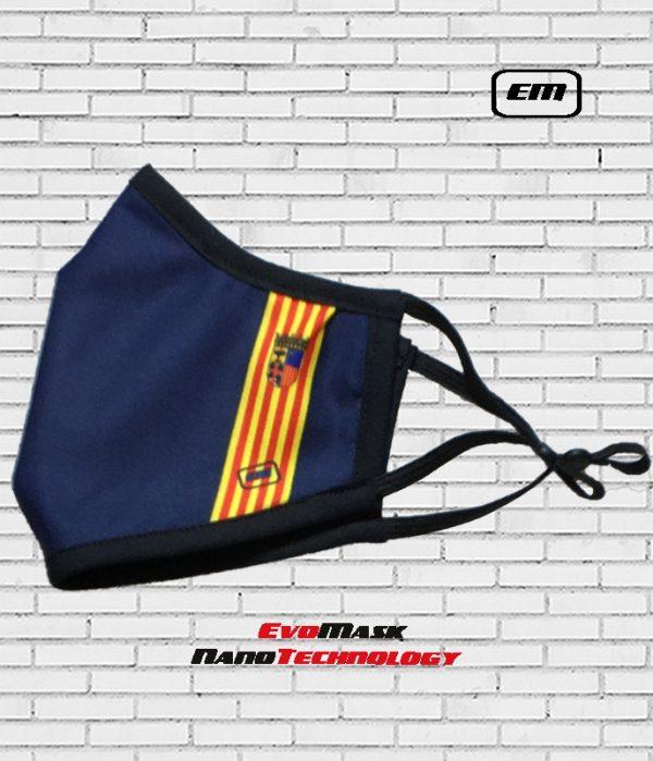 Mascarilla Evomask bandera Aragón