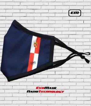 Mascarilla Evomask bandera Castilla-León
