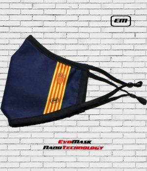 Mascarilla Evomask Bandera Cataluña