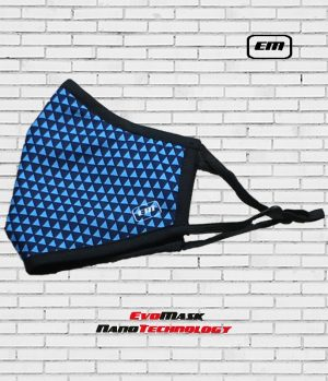 Mascarilla Evomask Prime Azul